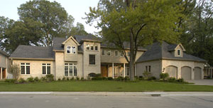Goldberger Residence